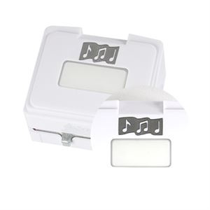 Picture of Musical Notes Design Cartridge